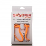 Greeper Laces Sports Oval HT Oranje triathlon veters
