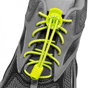 lock laces groen triathlon veters